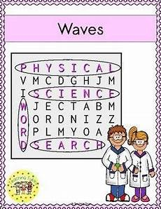 physical science basics waves worksheet 13215 physical science waves word search puzzle is fabulous for science vocabulary review physical