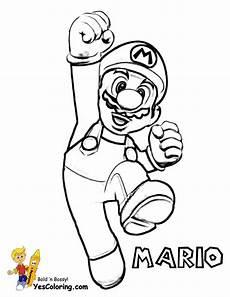 mario bros coloring mario bros free coloring