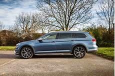 2017 Volkswagen Passat Alltrack Review
