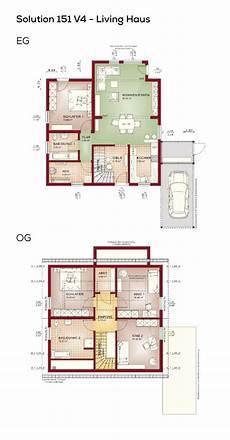 grundriss einfamilienhaus mit satteldach 5 zimmer 150