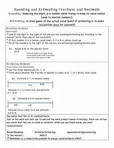 here s a poster for students with rules for rounding need to change to the rounding rules that