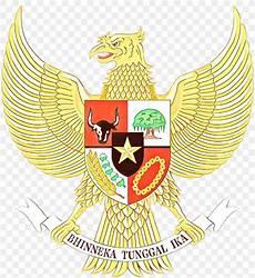 National Emblem Of Indonesia Pancasila Clip Garuda Png