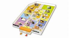 plan de magasin le concept magasin franchise weldom