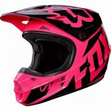 fox helm v1 race pink maciag offroad