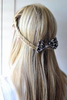 cute and easy hairstyles that can be done in 10 minutes