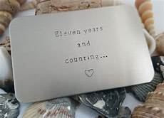 11th Wedding Anniversary Gift Ideas