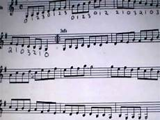 the violin lesson eleven how to read violin sheet music youtube