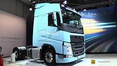 2019 volvo fh 460 lng tractor exterior and interior