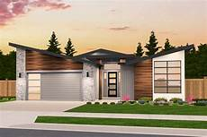 modern house plans single storey exclusive one story modern house plan with open layout
