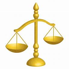 Justice Scale Clipart