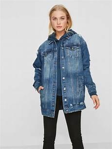 lange jeansjacke vero moda ansehen