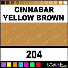 cinnabar yellow brown pastel paints 204 cinnabar yellow brown paint cinnabar yellow