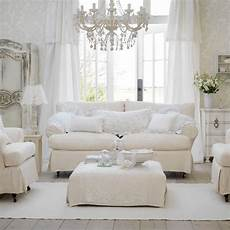 make a white living room chic all white shabby chic living room pictures photos and