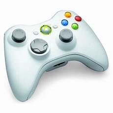 Manette Xbox 360 Sans Fil Blanche Manette Xbox 360