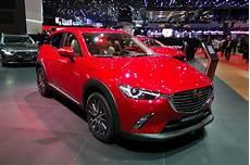 Mazda Cx 3 2017 Facelift Images Carbuyer