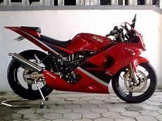 Modifikasi R 150 by Gambar Modifikasi Kawasaki 150 R Terbaru 2013