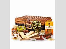 Artisan Cheese & Cracker Gift Basket