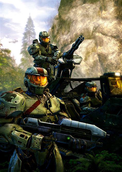 Halo Wars Art