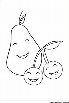 Ausmalbilder Obst Mit Gesicht Ausmalbilder Obst Mit Gesicht Kinder Ausmalbilder