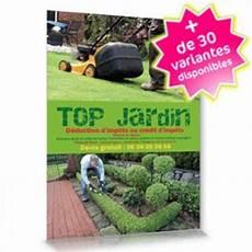 jardin en ligne exemples de flyers jardin et paysagistes