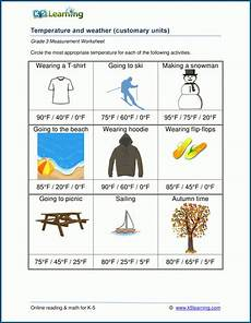 weather temperature worksheets 14691 temperature worksheets weather and temperature k5 learning