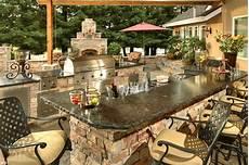 outdoor kitchen island designs custom semi custom outdoor kitchens galaxy outdoor