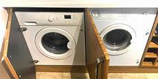 waschmaschine mit integriertem trockner how do i integrate a washer dryer in my utility room