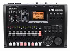 zoom r 8 review zoom r8 multitrack sd recorder interface and controller new