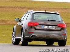 Alle Audi Modelle 2010019 Design Unterschiede A4 Und A4