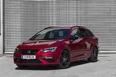 Test Seat St Cupra 300 Tsi Dgs 4drive Alles Auto