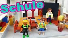 Playmobil Ausmalbilder Schule Playmobil Schulhaus 6865 Auspacken Seratus1 Neuheit 2016