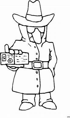 Malvorlage Detektiv Ausdrucken Detektiv Zeigt Karte Ausmalbild Malvorlage Beruf