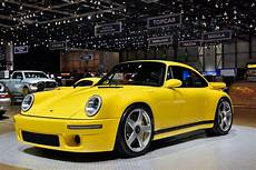 The Ruf Ctr Yellow Bird Makes A Comeback At The 2017