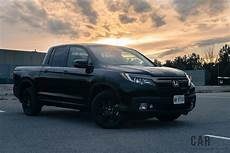 Honda Ridgeline Black Edition Review