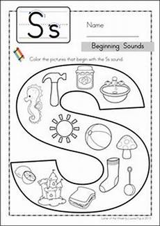 letter s worksheets for pre k 23725 jolly phonics sound order including indicators of reading progression reciption 4 years