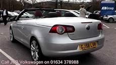 2008 Volkswagen Eos Sport 2l Reflex Silver Metallic