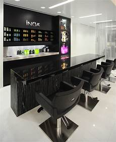 Inoa Color Bar Photo By Debora Small Azur Salon Flickr