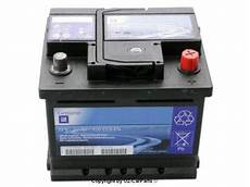 Original Opel Starterbatterie Autobatterie Batterie