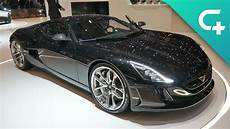 rimac concept one rimac concept one refresh 1224hp electric