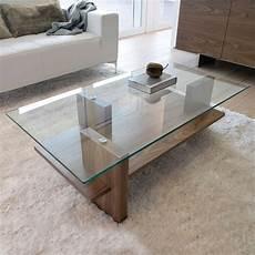 Antonello Italia Zen Glass Coffee Table Contemporary