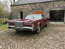 For Sale – 1970 Lincoln Continental Mk III Coupe  Classic