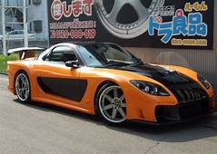 VeilSide RX7 For Sale  As Fast And Furious It Gets