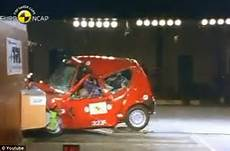 Worst Crash Test by Of Worst Crash Tests Show Cars That Are
