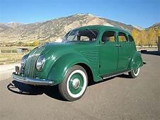 1934 DeSoto Airflow Sedan  Antique Cars Desoto Old