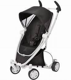 quinny zapp xtra folding seat white collection black