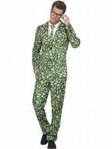 rosenkohl anzug weihnachten kohl trash slimline herren 3