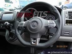mk6 golf flat bottom multi function steering wheel