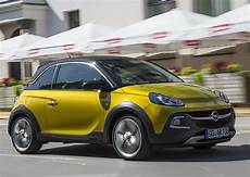 Opel Adam Rocks Specs 2014 2015 2016 2017 2018