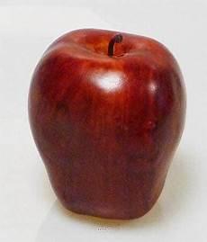 Pomme Artificielle Delicious Avec Leste H 9 Cm Superbe