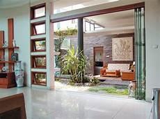 10 Ide Dan Desain Taman Minimalis Di Dalam Rumah Desain